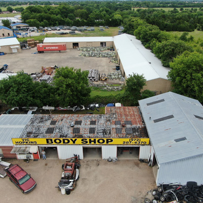commercial roofing dallas-fort worth